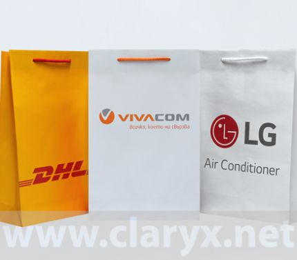 shoping bags with printing