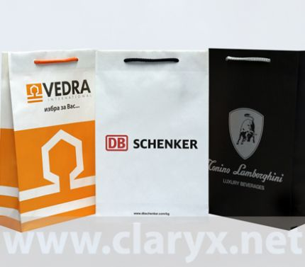 carrier bags with offset printing